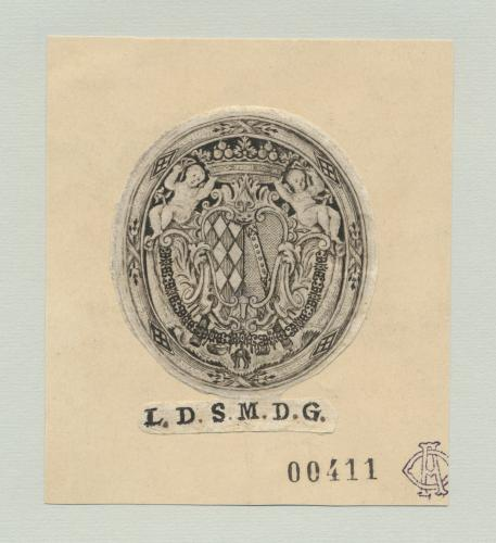 [Escudo de armas de José Francisco Martínez, Marqués de Grimaldo]