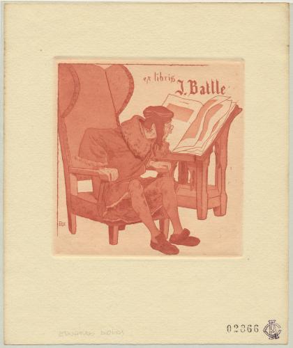 Ex Libris J. Batlle