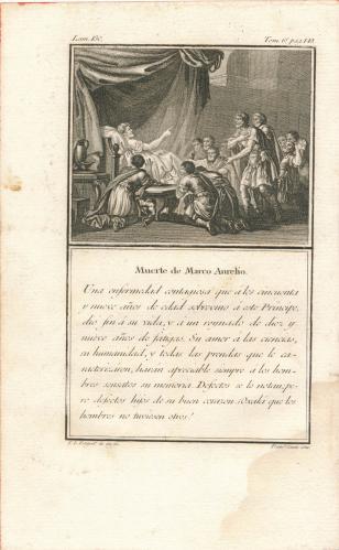 Muerte de Marco Aurelio