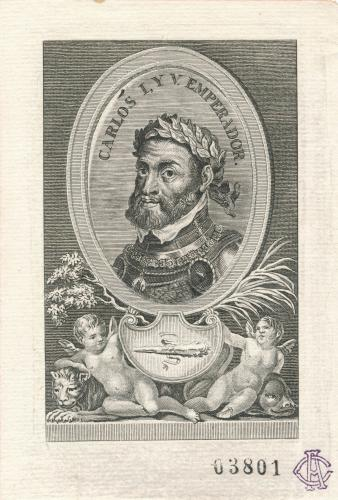 Carlos I y V emperador