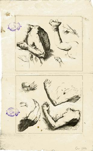 [Grabados de José de Ribera. Copias]