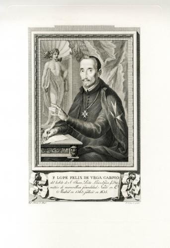 F. Lope Félix de Vega Carpio