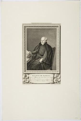 El P. Juan de Mariana