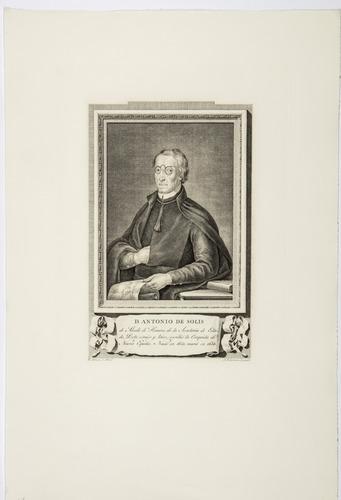 D. Antonio de Solís