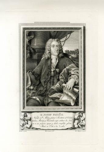 D. Josef Patiño