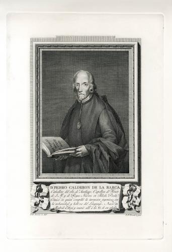 D. Pedro Calderón de la Barca