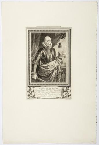 D. Álvaro de Bazán