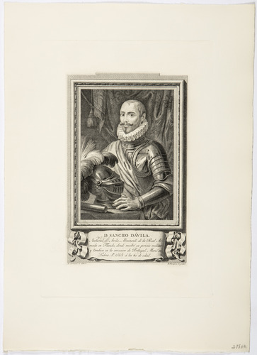 D. Sancho Dávila
