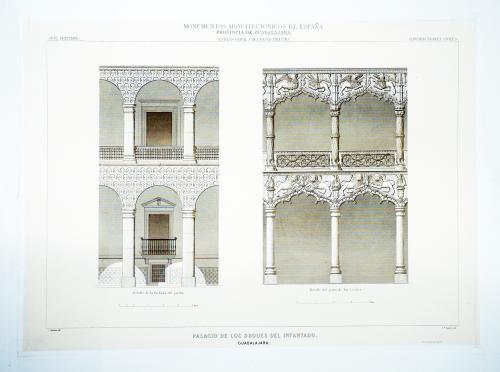 Guadalajara. Palacio de los duques del Infantado