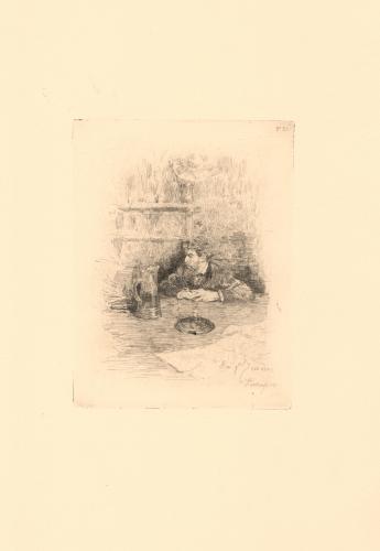 Portrait de Zamacois [Retrato de Zamacois]