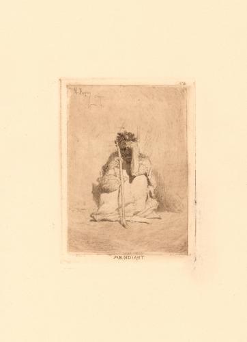 Mendiant [Mendigo]