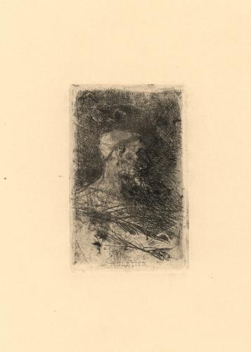 Muletier [Cabeza de hombre]