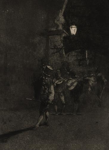 Sérénade [La ronda nocturna]