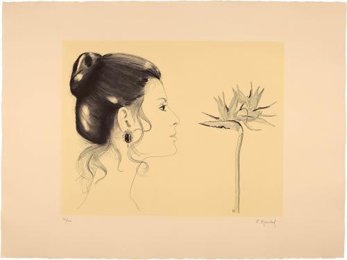La flor del paraíso