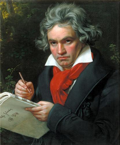 Symphonie 1, op. 21 C dur / Beethoven.