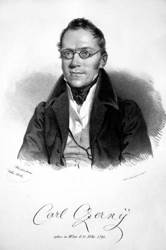Etudes de Mécanisme, op. 849 / par Charles Czerny ; revues par Adolf Ruthardt.