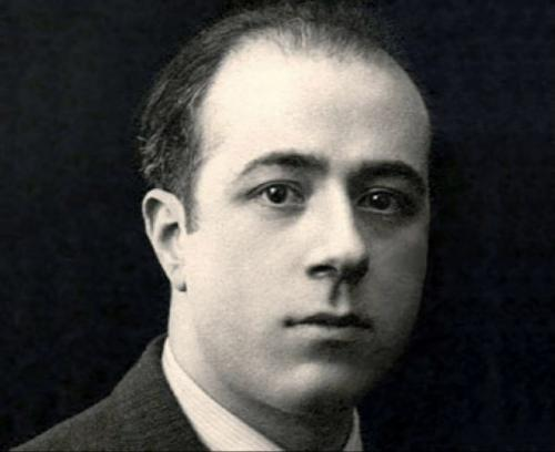 Dos canciones = Deux chansons / Ernesto Halffter ; poèmes de Rafael Alberti ; version française de Henri Collet.