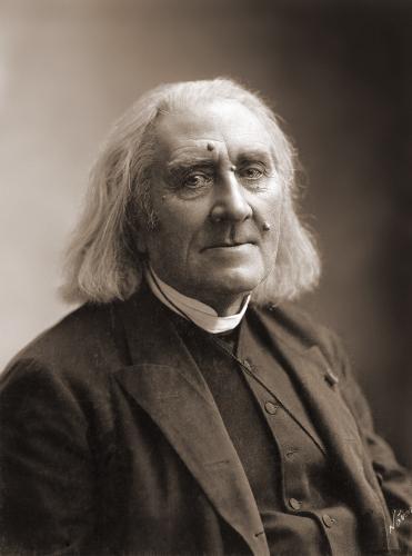 Nr. 10 : Cantique d'Amour / Franz Liszt.