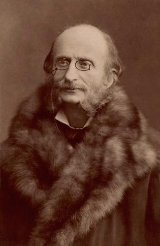La gran duquesa de Gerolstein : zarzuela bufa en 3 actos : Canción militar / música de J. Offenbach.