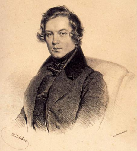 Werke für Pianoforte solo : Waldszenen, op. 82, Romanzen, op. 28 / Rob. Schumann ; revidiert von Alfred Dörffel ; mit fingersatz versehen von Richard Schmidt.