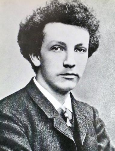 Eine Alpensinfonie, op. 64 / Richard Strauss.