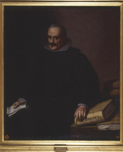 Retrato de Francisco de la Cueva