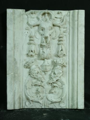 Relieve decorativo